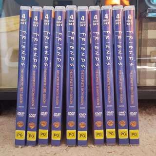 Friends Complete 10 Season DVD Set