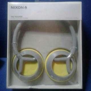 NIXON Original Headset 🎧