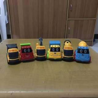 Toy Trucks For Kids 3+