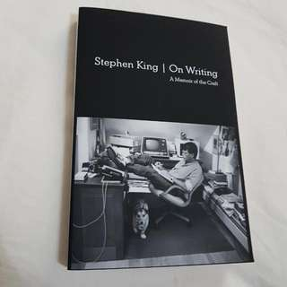 (NEW) Stephen King | On Writing A Memoir of the Craft