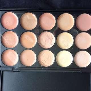 Unbranded Concealer Palette