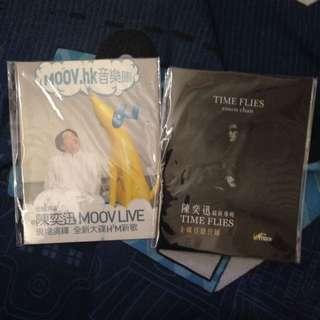 😪Eason陳奕迅Moov Live 記念咭