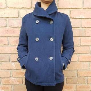 LEVI Navy Coat