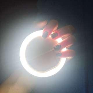三段式補光燈