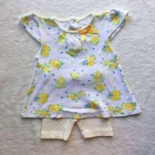 AUTHENTIC RENÉ ROFÉ BABY GIRL SET