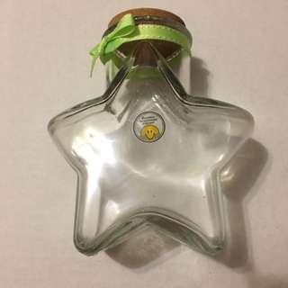 Star Shaped Jar
