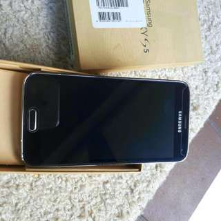 Samsung Galaxy S5 Jet Black