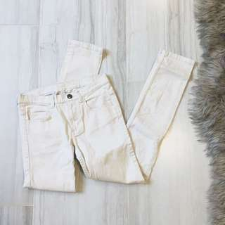 H&M Off White Pants / Jeans