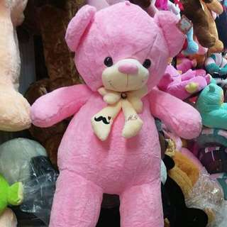Teddy Bear Only 1000 4'5ft...PINK
