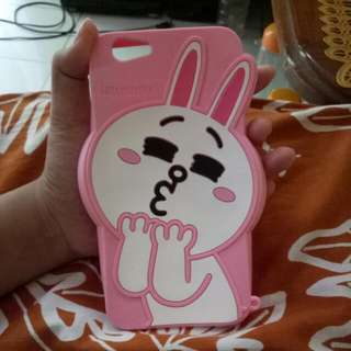 Free Ongkir! 3d Case Oppo F1s Line Conny Version1