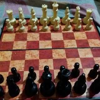 Mini Chess Board