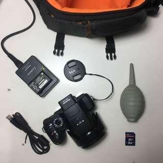 Panasonic FZ40 類單眼