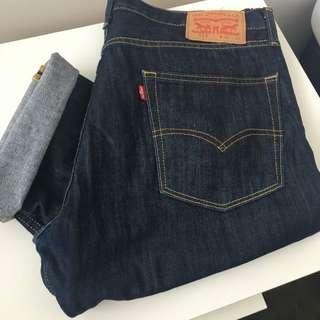 Levi 513 Slim fit Jeans
