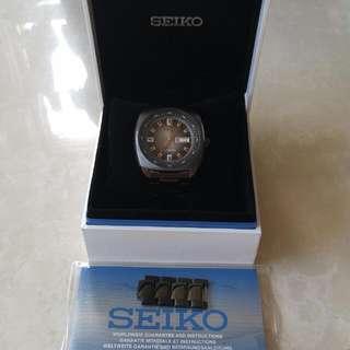 Seiko Recraft Series Automatic Watch SNKM99K1 7S26-04BC