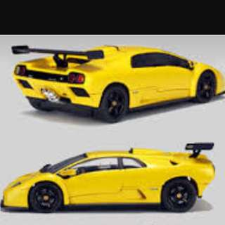 Autoart Lamborghini GTR