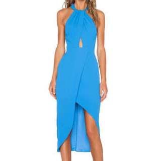 Bec & Bridge Oceanus Dress Size 8