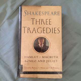 The Three Tragedies (Shakespeare Collection)