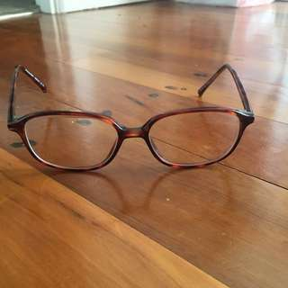 Specsaver Brown Frame