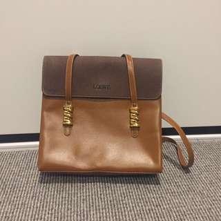 Authentic Vintage Loewe Tote Bag