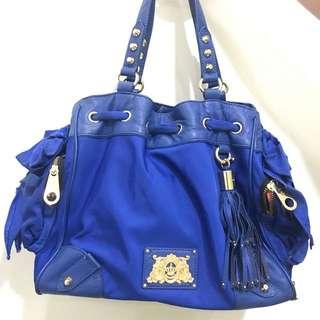 Juicy Couture Blue Handbag