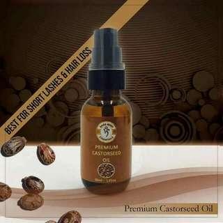 Premium Castorseed Oil