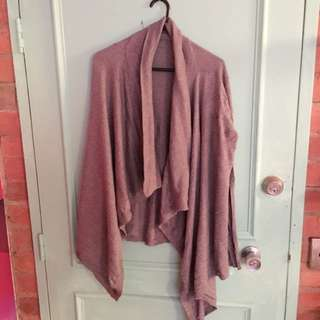 French Connection Drape Cardigan Jacket