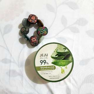 Jeju Aloe 99% Fresh Soothing Gel