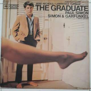 Simon And Garfunkel The Graduate LP