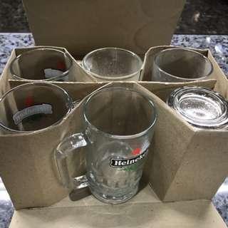 Heineken Glass (6 Pcs)