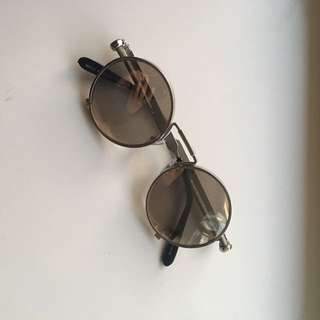 Spunky Circle Sunglasses ATTIK