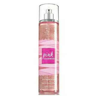 Bath and Body Works, Pink Cashmere Fragrance Mist 236ml