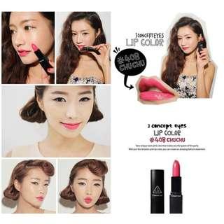 3CE Lip Color #408 Chu Chu