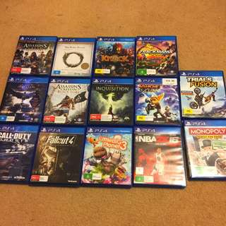 VERY CHEAP Assorted Video Games!!
