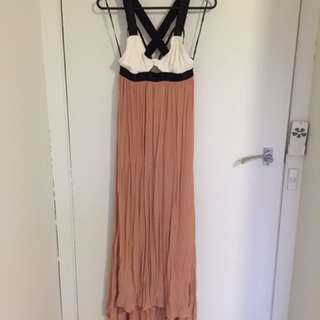 Blessed Are The Meek Strappy Dress