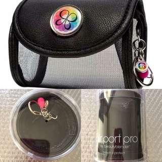 Beauty Blender Bag