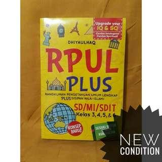 RPUL PLUS (Rangkuman Pengetahuan Umum Lengkap Plus Sisipan Nilai Islami)