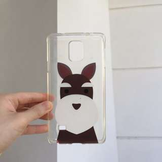 Dog Casing For Samsung Note 4