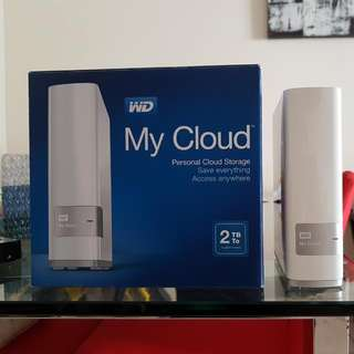 Western Digital My Cloud Storage