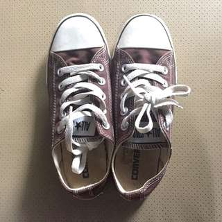 Brown Converse Thin Sole Authentic