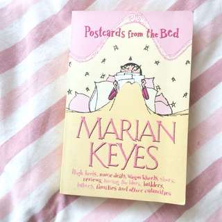 Marian Keyes- Postcards From The Bed