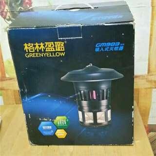 吸入式捕蚊燈