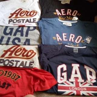 Branded Overruns Tshirt For Men
