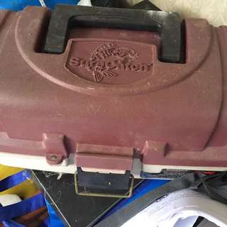 Surecatch Fishing Box