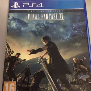 Ps4 Final Fantasy 15