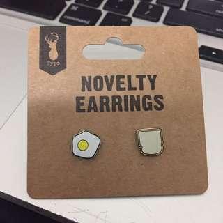 Typo Earrings