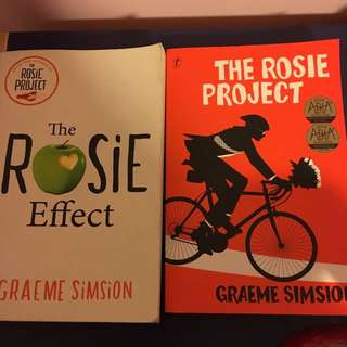 The Rosie Project And The Rosie Effect