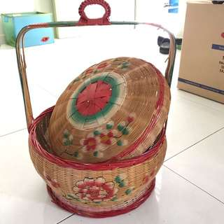 Traditional Ceremonial Gift Basket