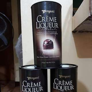 Creme Liqueur Assorted Chocolates 375grams