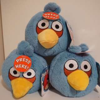 Blue Angry Bird Bundle (licensed)
