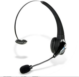 Comfortable Bluetooth Wireless Headset with High Response Boom Mini Mic Earphone